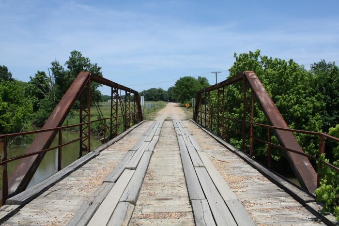 9. Motley Slough Bridge