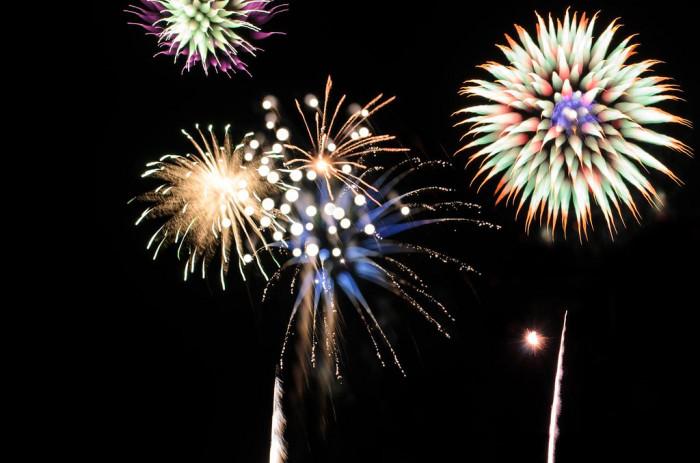 6. Prescott, July 4th Celebration and Fireworks