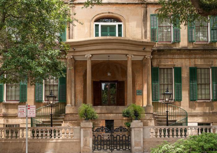 12) Owen Thomas House in Savannah, GA.