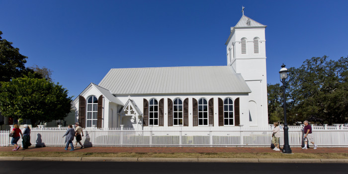 10. Old Christ Church