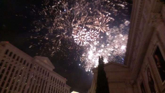 2. Caesars Palace July 4th Celebration - Las Vegas