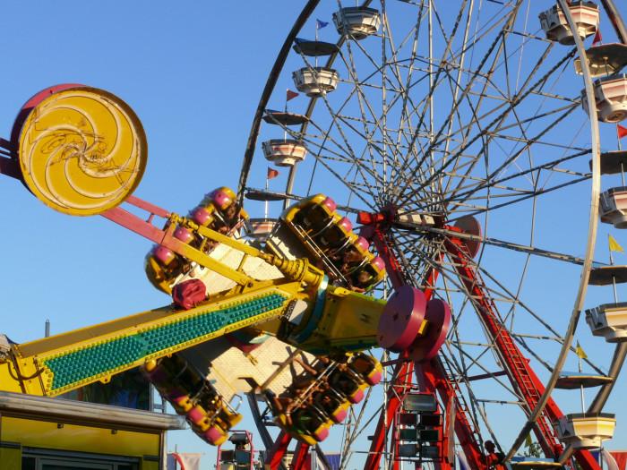 9) The Ohio State Fair