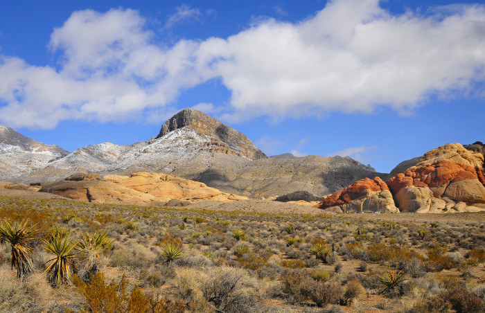 8. Red Rock Canyon
