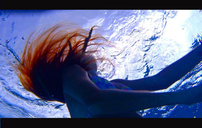 27. Underwater