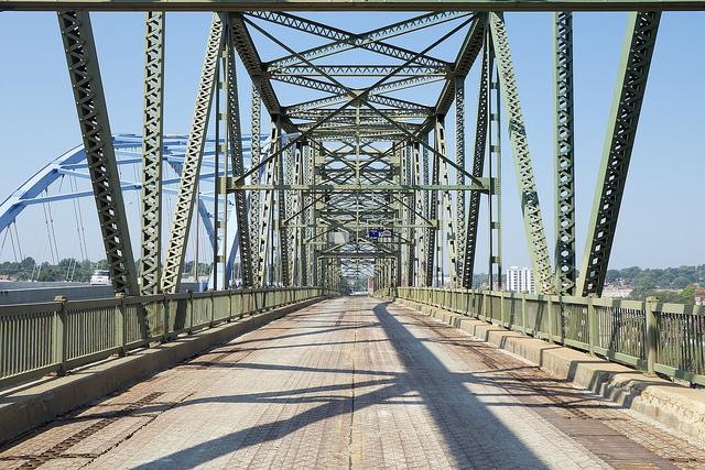5.) Amelia Earhart Memorial Bridge (Atchison)