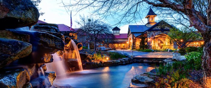 11) Legacy Lodge Hotel & Conference Center - Lake Lanier Islands Resort - Buford, Georgia