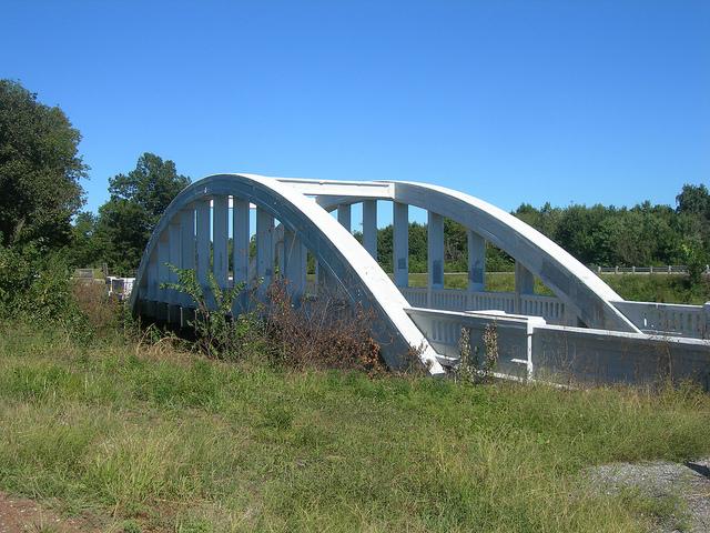 6.) The Rainbow Bridge (Baxter Springs)