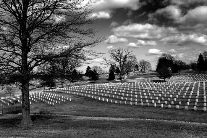 2.) Fort Leavenworth National Cemetery (Fort Leavenworth)