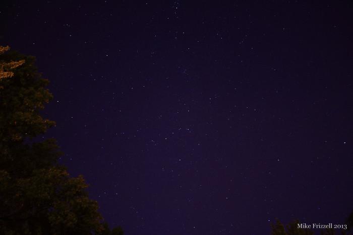 13.) Stargaze in Western Kansas.