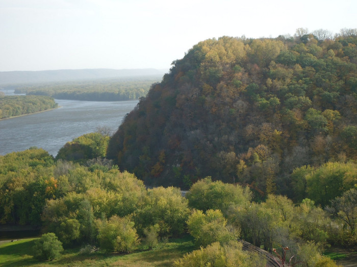9. Effigy Mounds National Monument in Harpers Ferry.