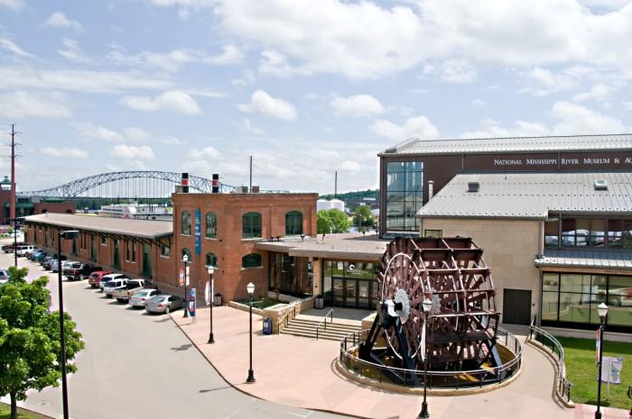 9. Mississippi River Museum