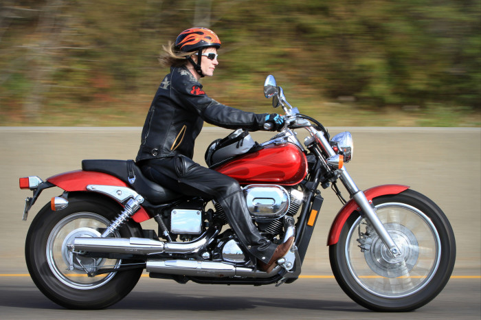8. Iowa has the third highest motorcycle ownership in the nation.