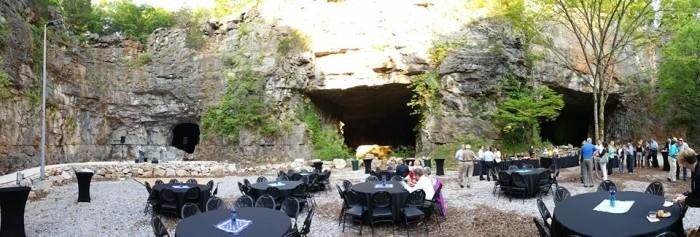 10. Three Caves - Huntsville, AL