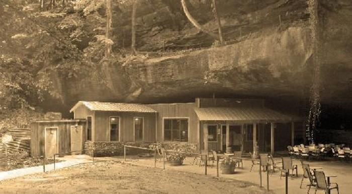 12. Rattlesnake Saloon Cave - Tuscumbia, AL