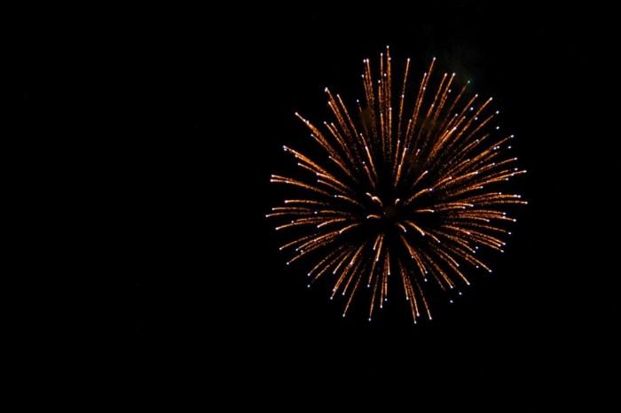 7. 2015 Fireworks Show - Alabaster
