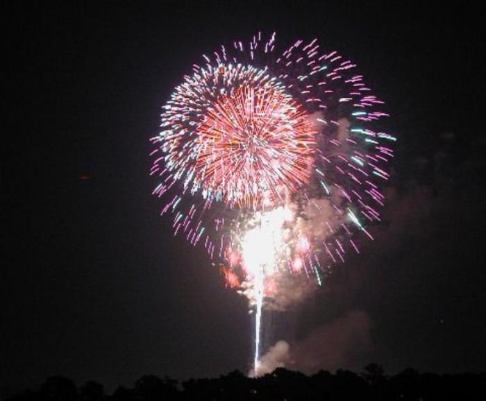 11. 4th of July Fireworks & Music Festival - Cullman
