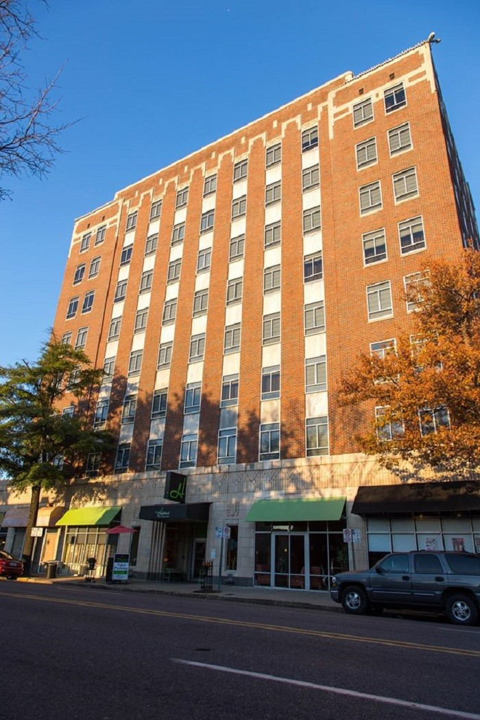 The Hotel Highland Birmingham Alabama