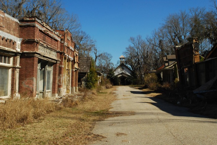 6. The Fictional Town of Spectre - Millbrook, AL