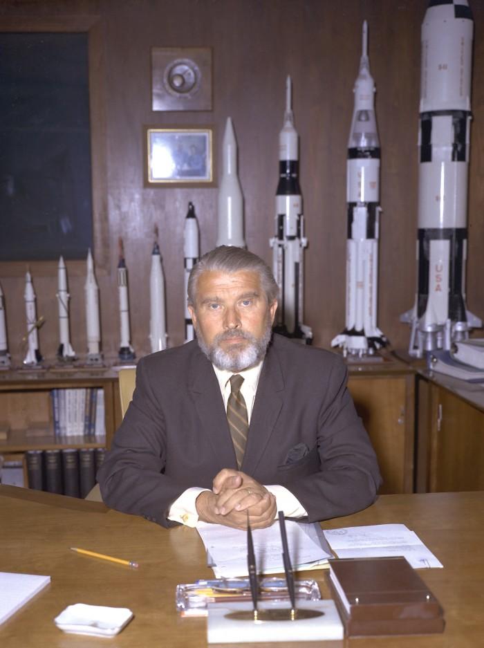 6. The Rocket Scientist