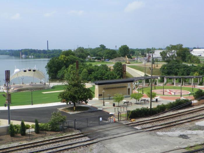 7. Riverfront Park - Montgomery, AL