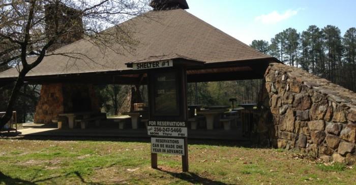 4. Joe Wheeler State Park - Rogersville, AL