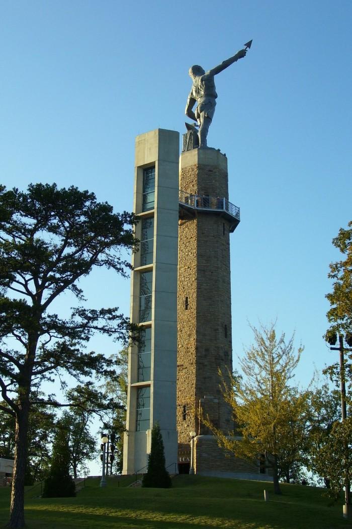 6. Vulcan Park & Museum - Birmingham, AL