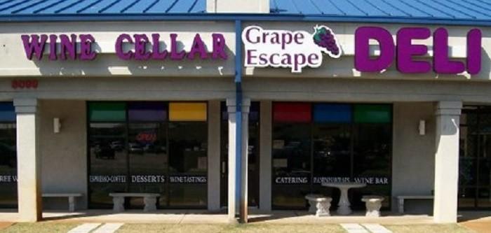 1. Grape Escape Deli - Orange Beach, Alabama