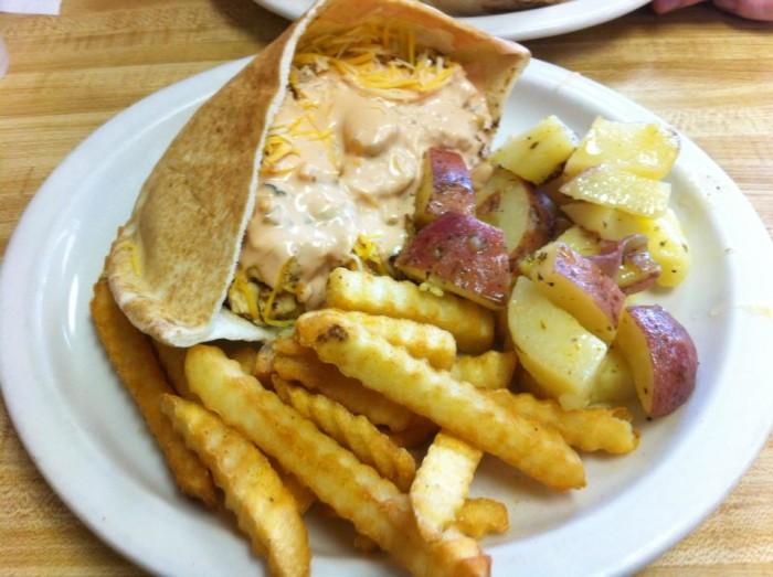 AL Sandwich Shop 14