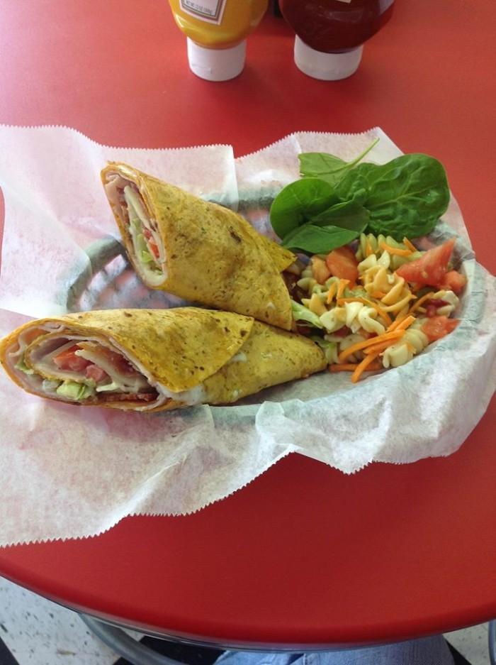 AL Sandwich Shop 16