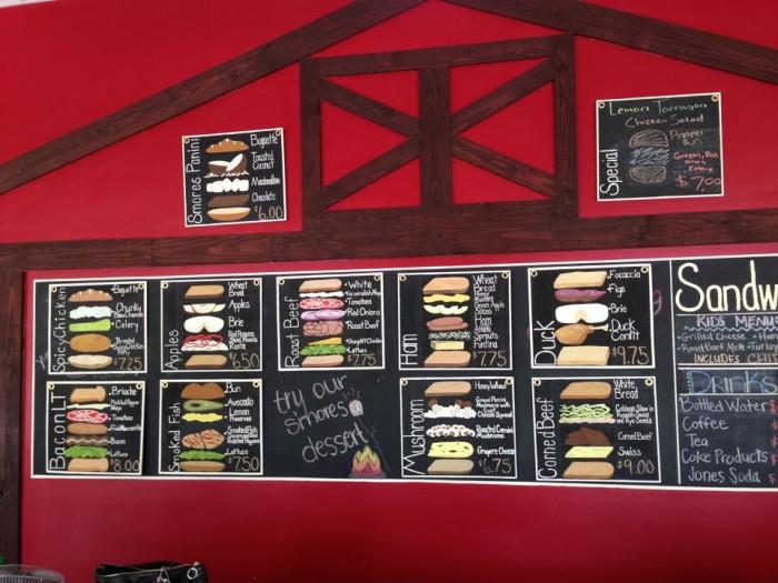 4. Sandwich Farm - Huntsville, Alabama