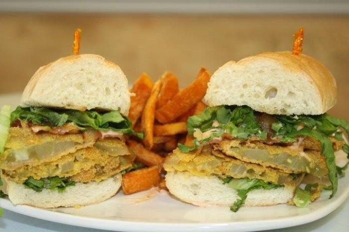 AL Sandwich Shop 9
