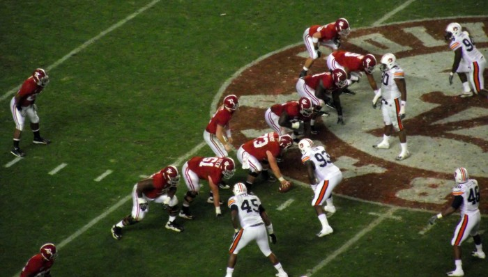 4. A Love for College Football: If you expect to survive living in Alabama, you better love college football. If you're not a fan of college football, you may have a difficult time fitting in.