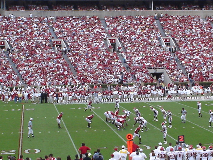 2. Alabama Crimson Tide