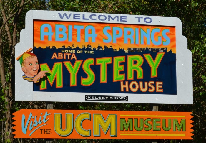 5) Abita Mystery House, Abita Springs, LA