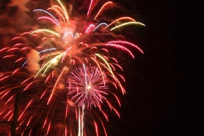 2. Gulf Shores Fireworks