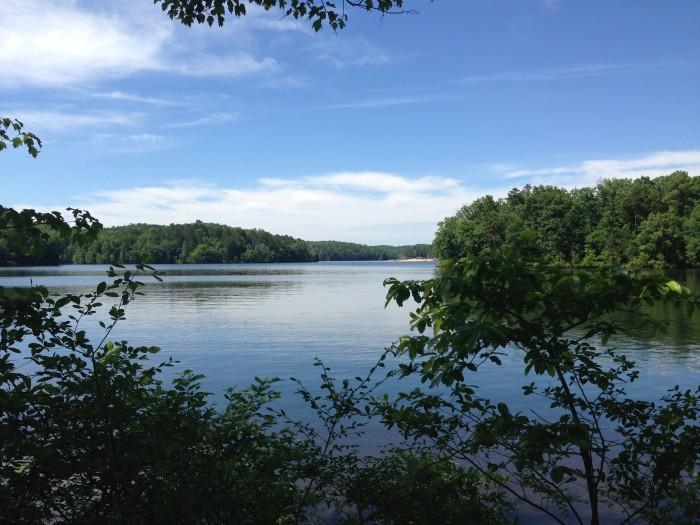 9. Lake Lurleen State Park - Coker, Alabama