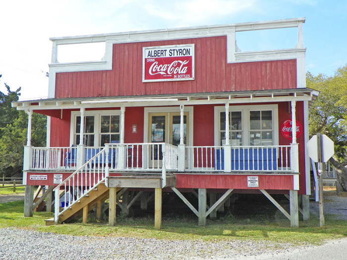 4. Or buy your very own store on Ocracoke!