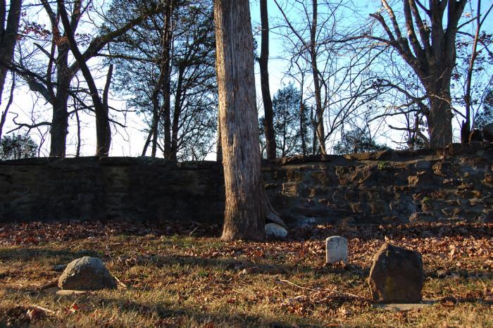 10. Mount Zion Baptist Church Cemetery, Aldie