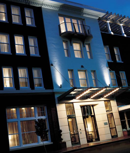 6. Alluvian Hotel in Greenwood, MS
