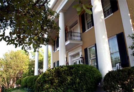 8. Anchuca Mansion in Vicksburg, MS