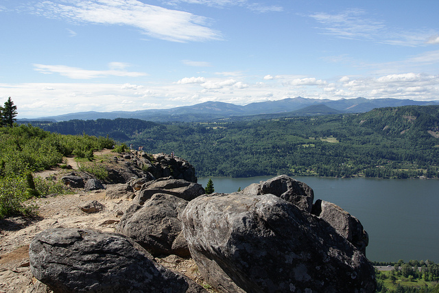 12) Angels Rest, Columbia River Gorge