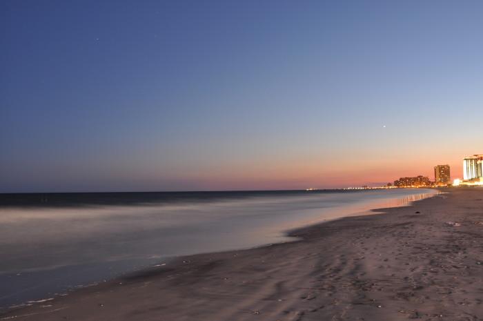 Atlantic City Sunset