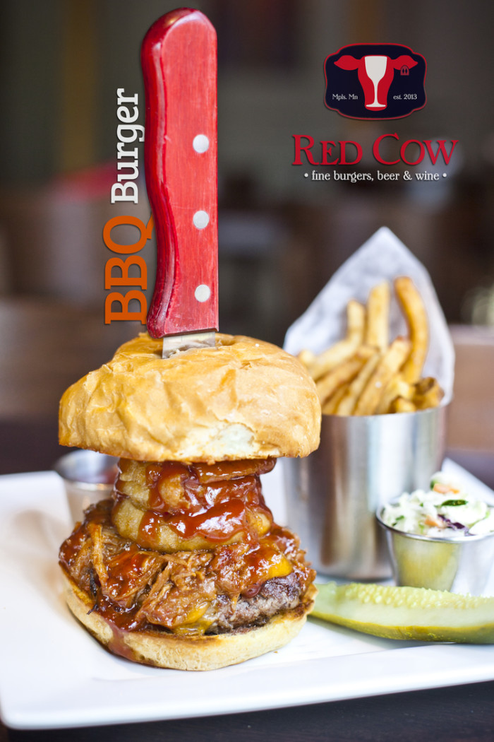 1. Red Cow in Minneapolis.