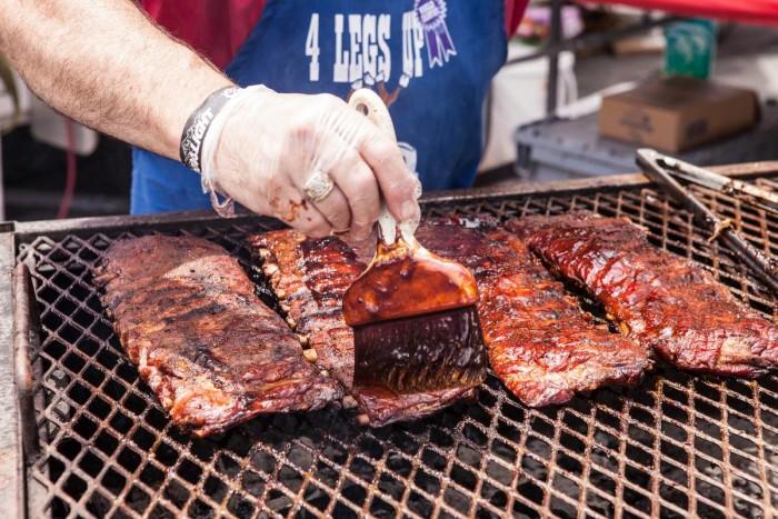 5.) The Grill Master Dad: Colorado BBQ Challenge (Frisco)