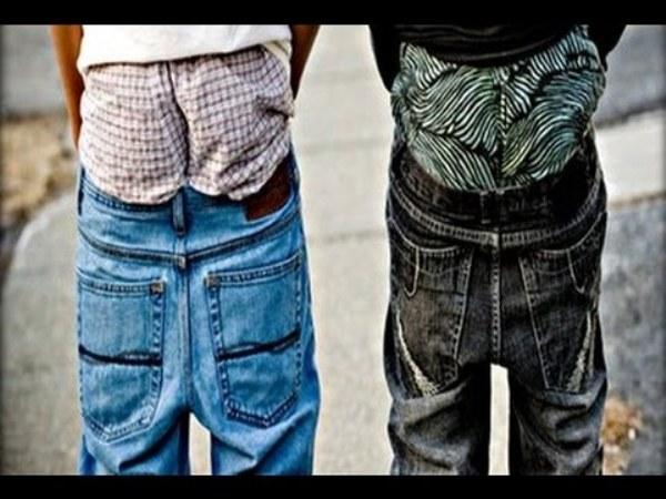 3. Oversize Pants