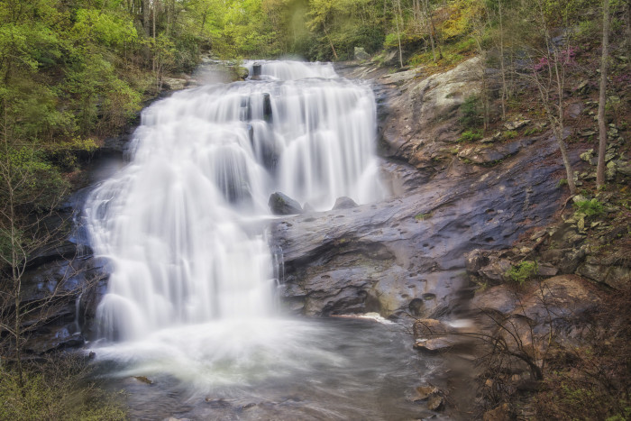 11) Bald River Falls - Tellico Plains
