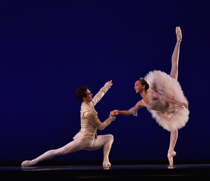 4. The USA International Ballet Competition