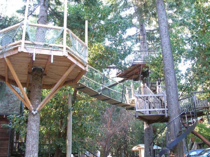 Oregon Treehouse Resort Gives An Unforgettable Experience