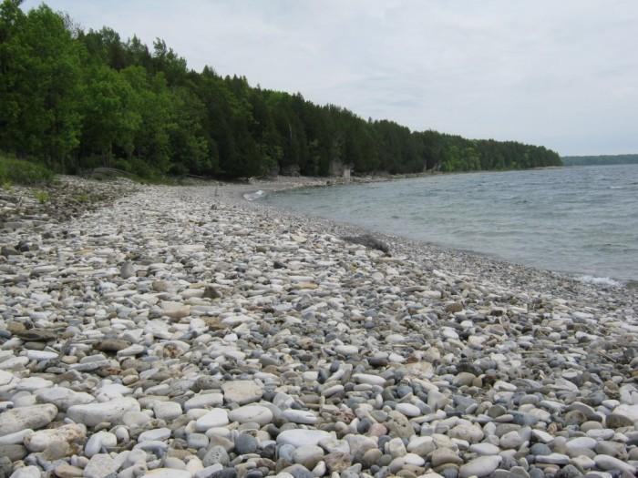 12) Beach
