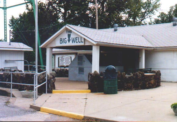 4.) The Big Well Museum & Visitors Center (Greensburg)